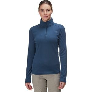 North Face Glacier Quarter Zip Fleece